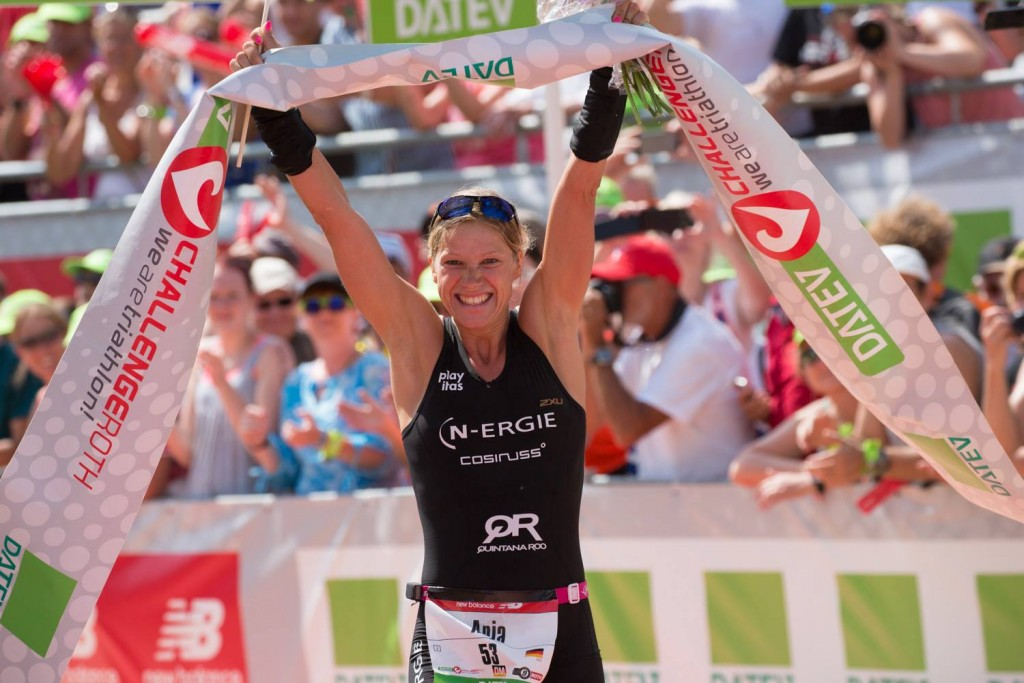 Triathlon Profi Anja Beranek im Interview mit TIME2TRI