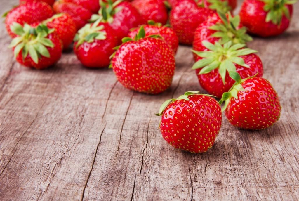 Superfood: Erdbeeren