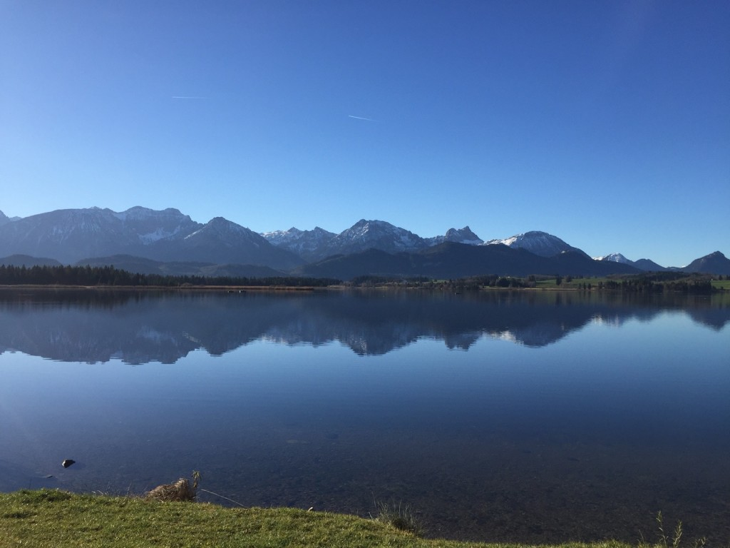 Radtour im Allgäu