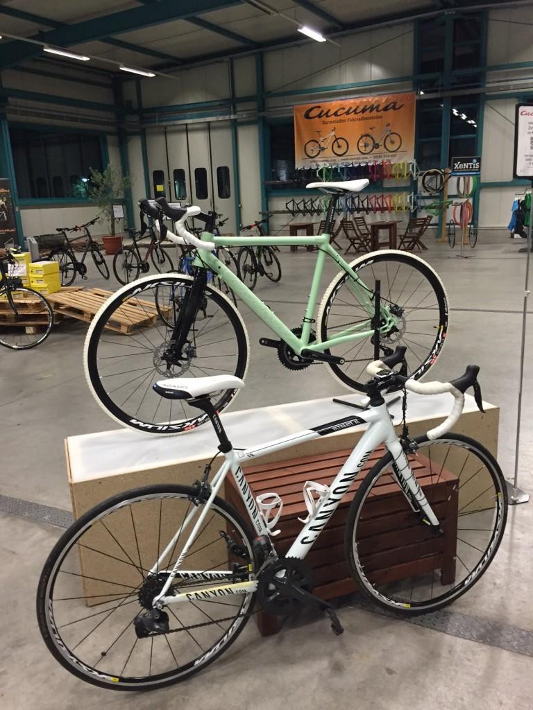 Rennrad und Cyclocross - das perfekte Team