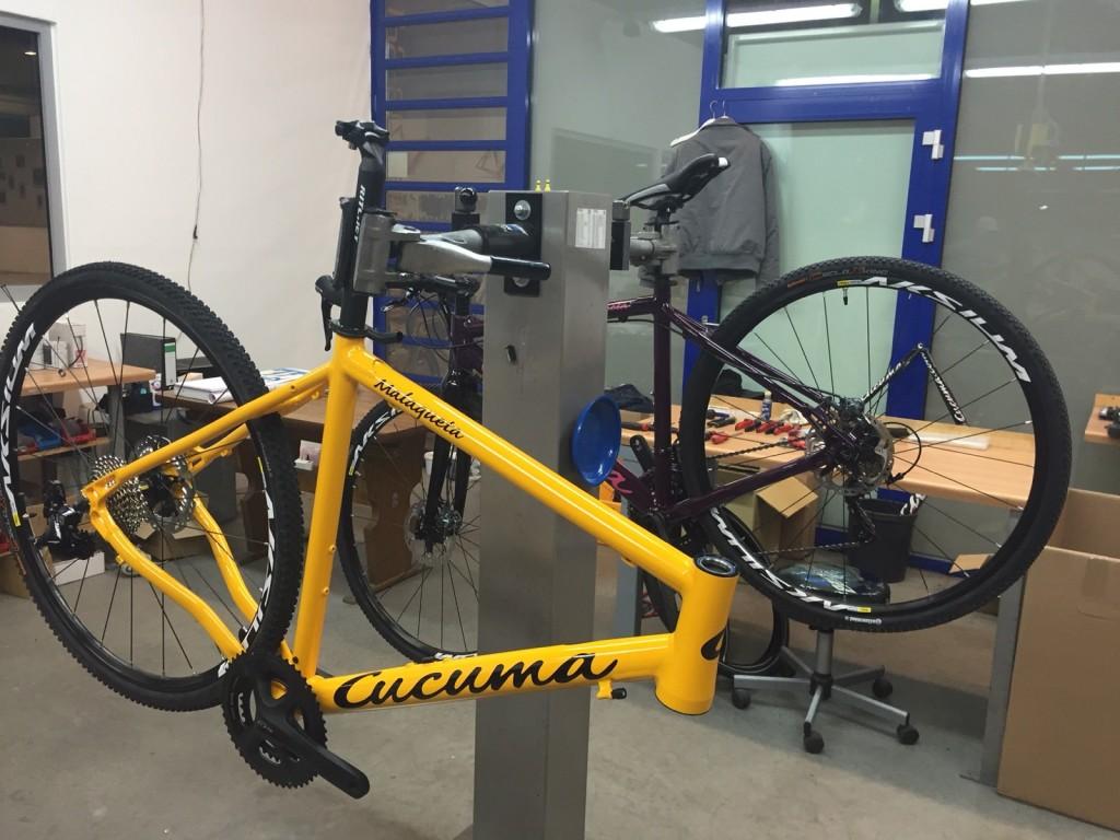 Cucuma Cyclocross - Farbvarianten