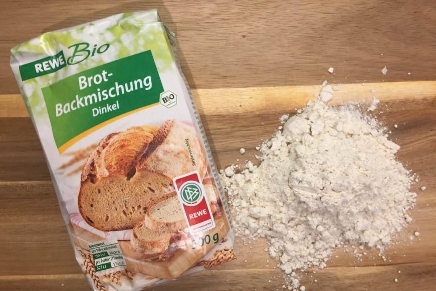 Brotbackmischung Dinkel