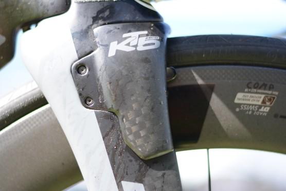 Detail KTZero5 Kuota Bremsen