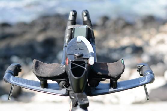 Aerodynamik auf dem TT Rad