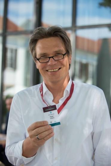 Roger Milenk, Geschäftsführer ACS Vertrieb GmbH