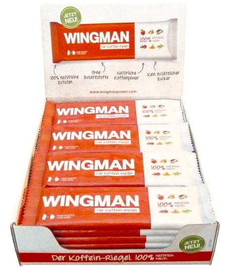 WINGMAN – Der Koffein-Riegel
