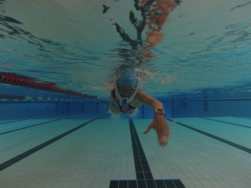 Atmen im Wasser - der AMEO POWERBREATHER im Test - Teil 2