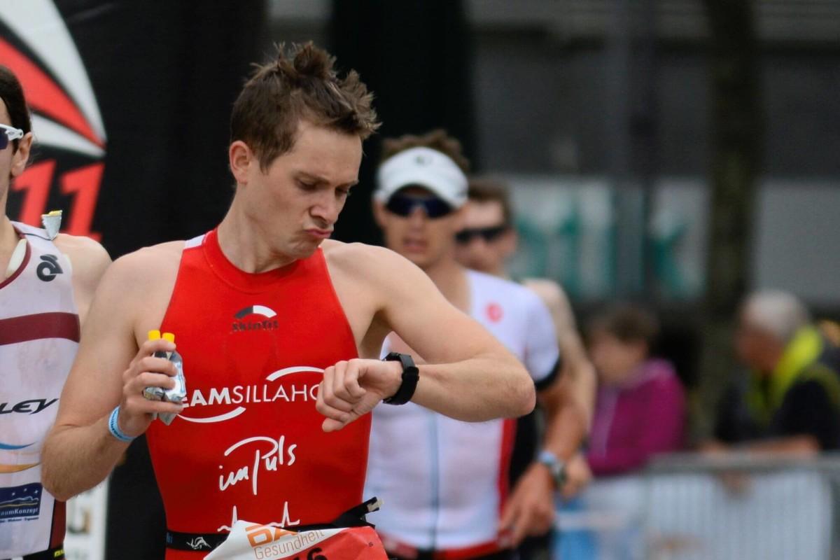 Pacing im Triathlon-Wettkampf