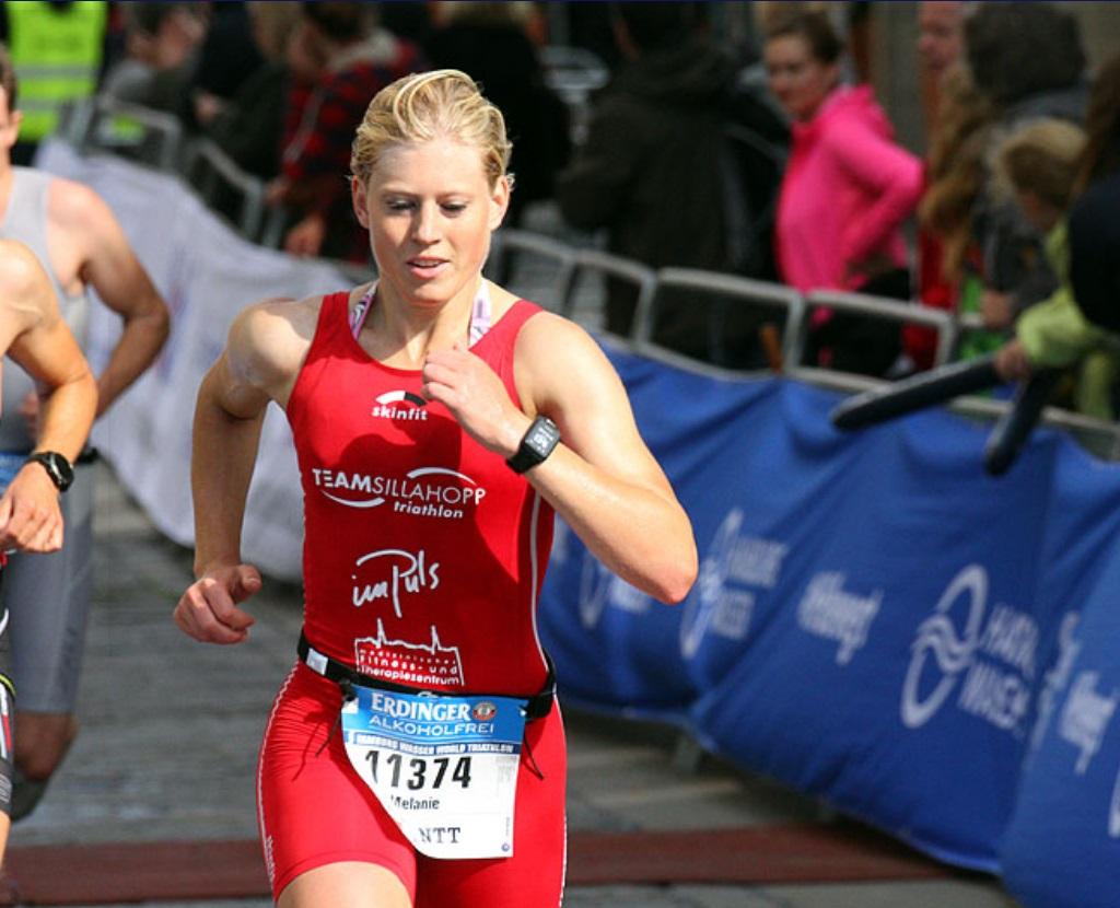 Melanie Altenbeck vom Team Silla Hopp