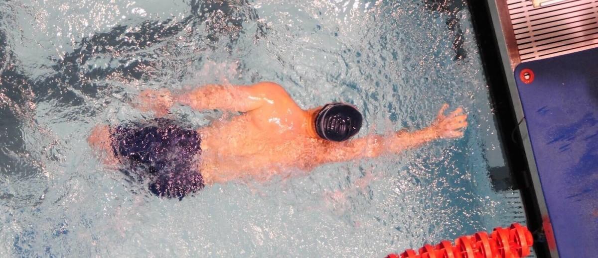 Schwimmwende
