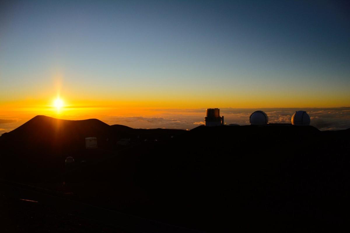 Mauna Kea - Hawaii