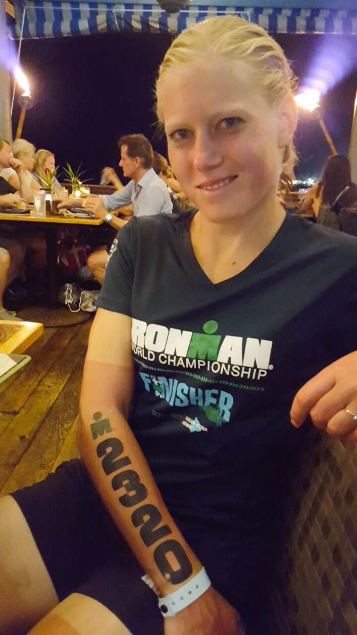 Melanie Altenbeck - Ironman Hawaii