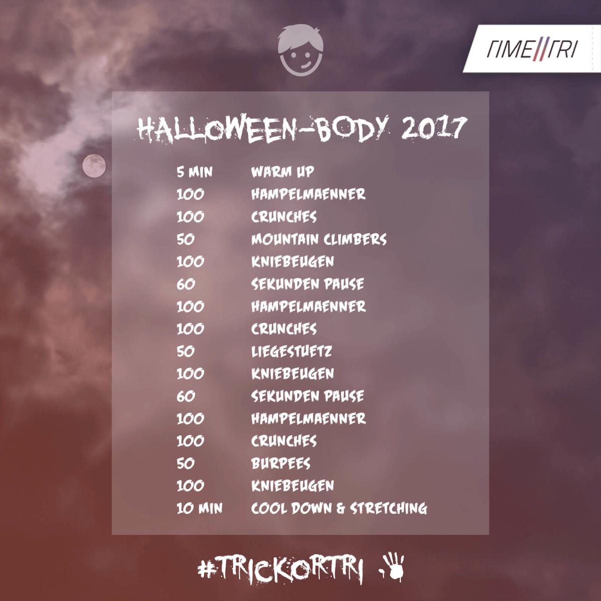 Halloween Body 2017