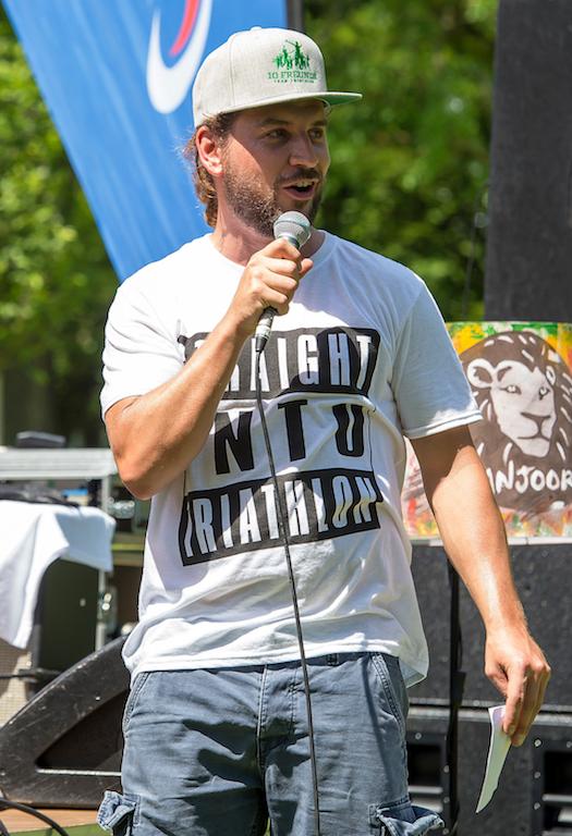 Veranstalter Henning Müller