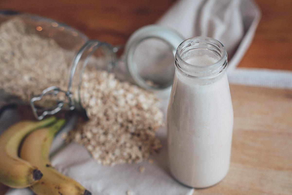 Günstig und gesund: Hafermilch selber machen
