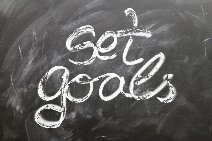 gute Ziele sind realistische Ziele!