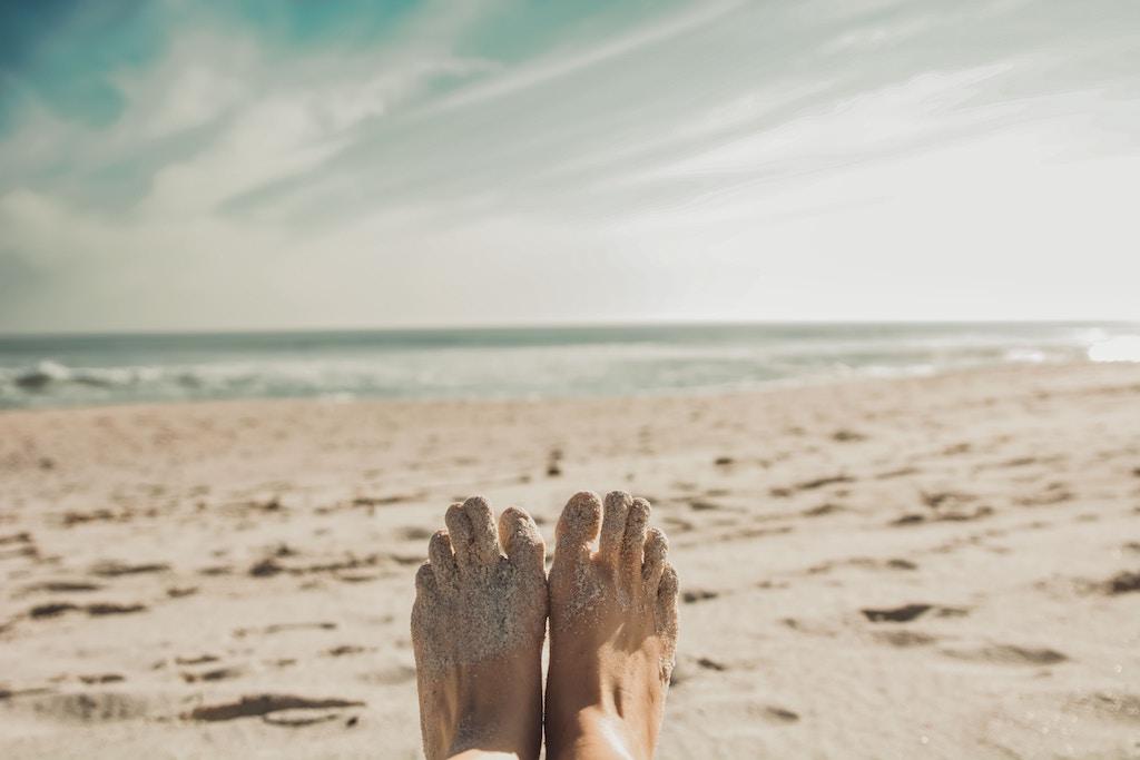 barfuß laufen- eine Option für manche, aber nicht für die Masse