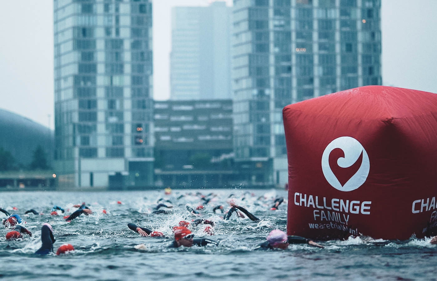Pressematerial challenge Almere-Amsterdam