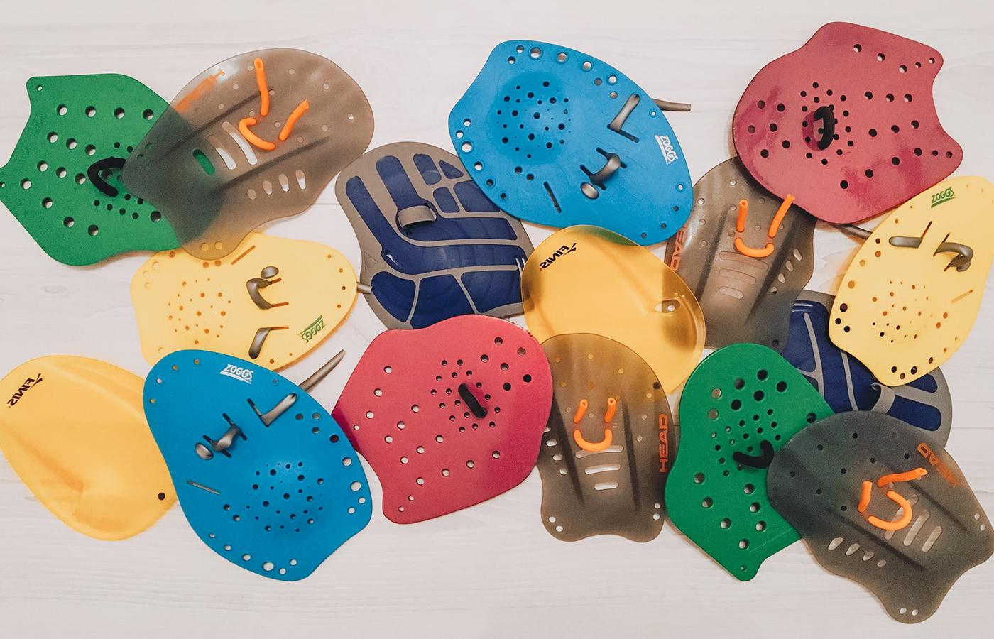 Paddles im Test