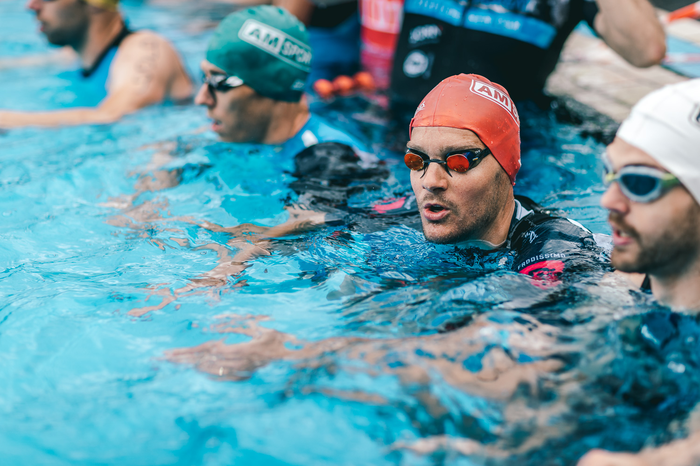 Schwimmstart in Buschhütten - Bild: Marcel Hilger