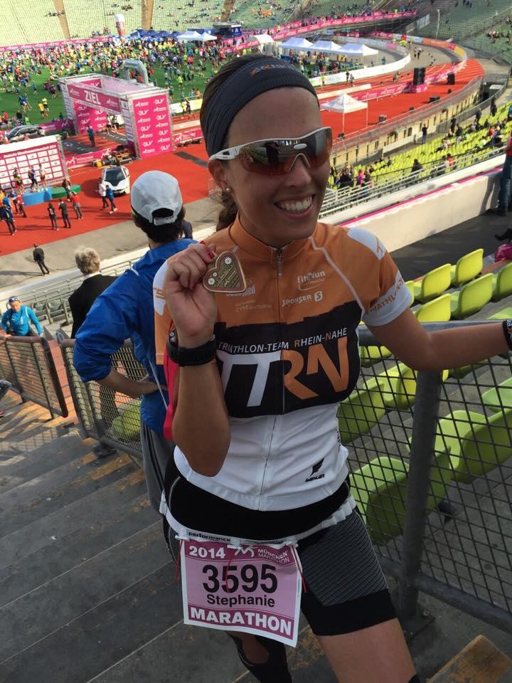 Throwback: mein erster Marathon - ohne Helfer und Supporter keine Chance