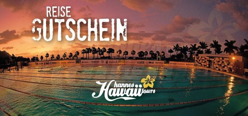 Reise-Gutschein von Hannes Hawaii Tours
